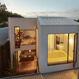 Reforma amplia espaços na casa pequena